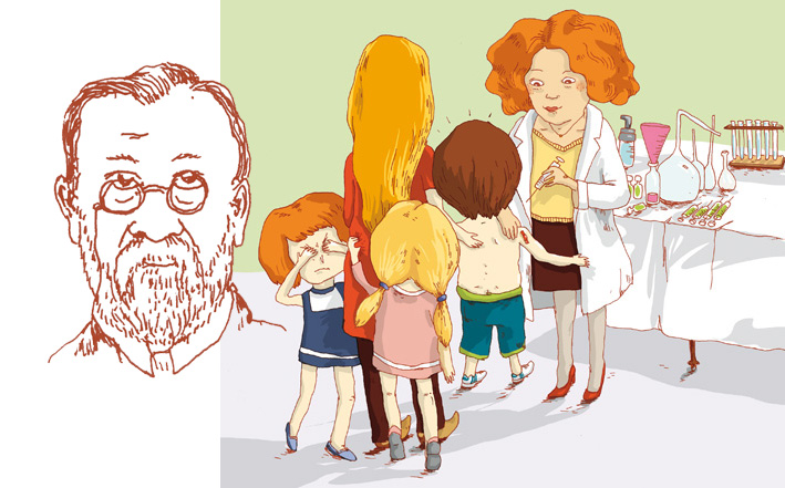 Les Grands Inventeurs - Pasteur